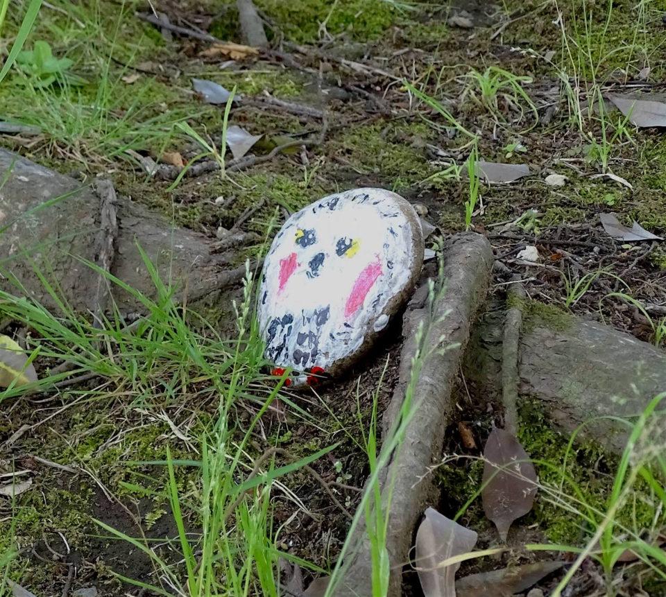 フクロウ ピクニック