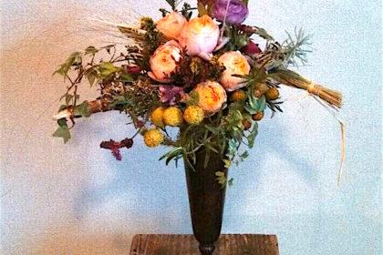 花嫁の花束1